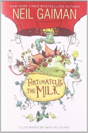 Fortunately, The Milk (cover)