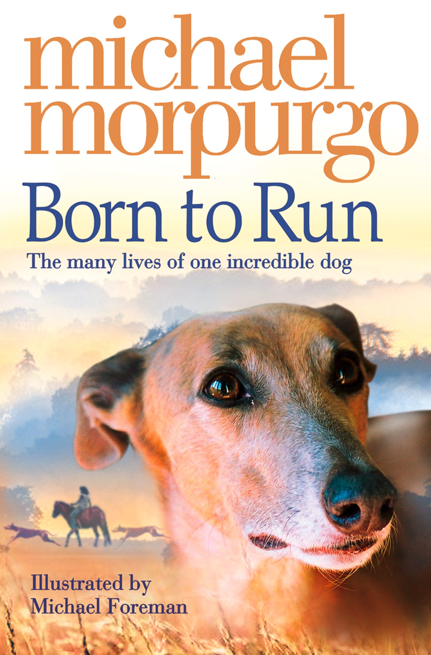 'Born to Run', A Story For Kids About A Dog With Three ...